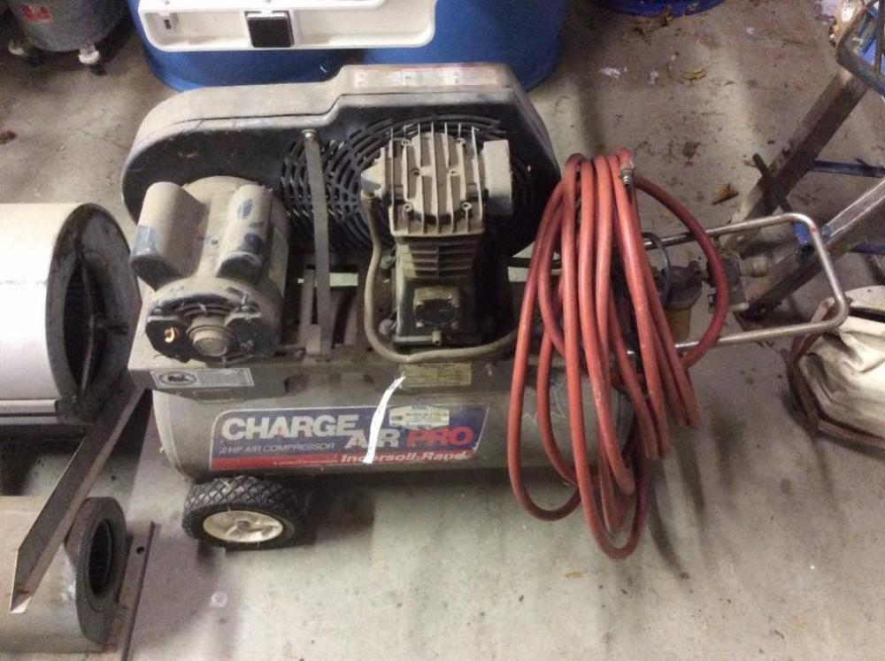 charge air pro 2 h p air compressor