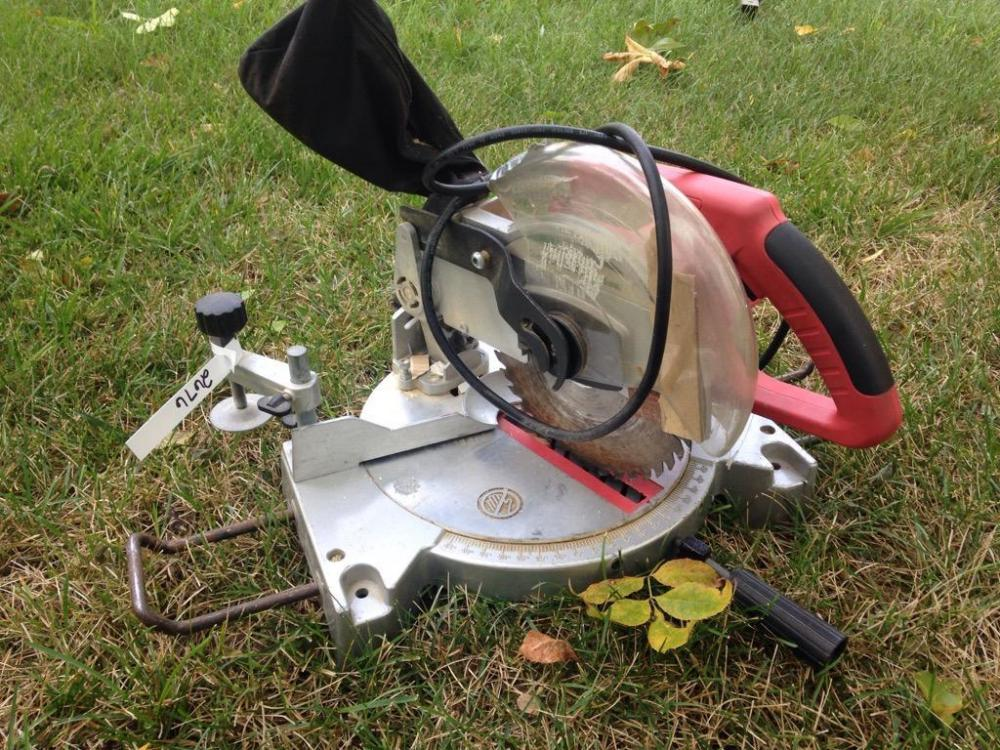 bench pro compound miter saw