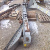Clay 15' Grain Conveyor, Hydraulic-driven