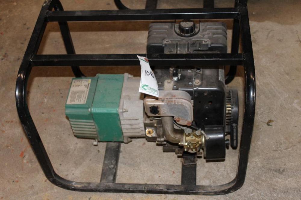 Coleman Powermate 4000 watt generator