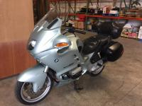 1997 BMW R1100RT Motorcycle
