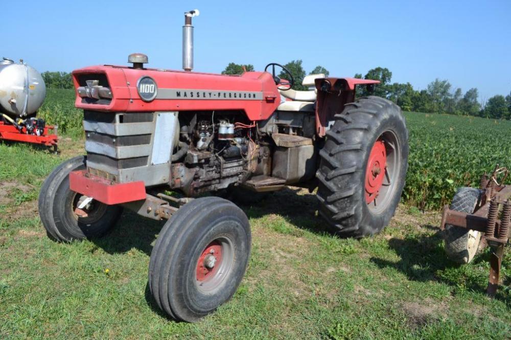 Massey Ferguson 1100 wide Diesel