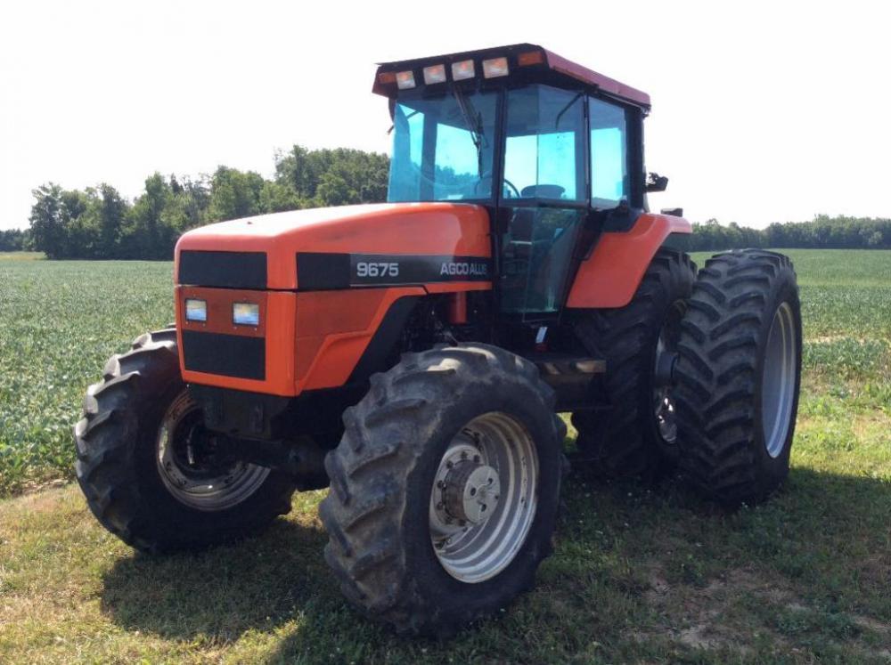 Agco Allis 9675 Tractor