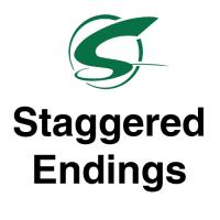 Announcement- Staggered Endings