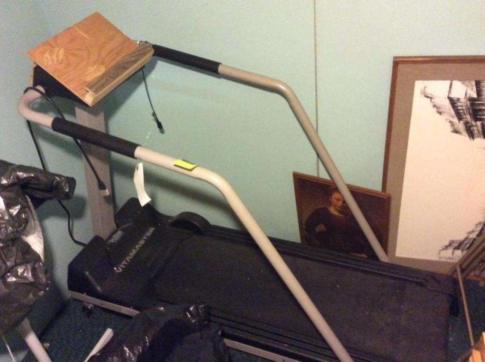 Lot 440 Of 216 Vitamaster Treadmill