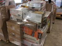 26 PALLETS OF HOME DEPOT RETURNS, OVERSTOCK, DISCONTINUED AND SEASONAL ITEMS