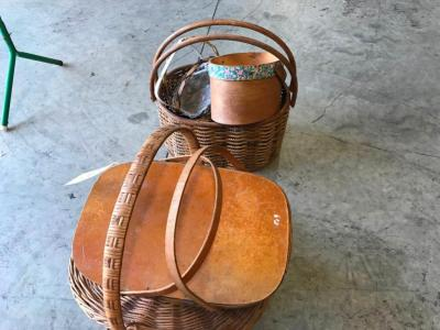 Rattan/ Wicker Baskets